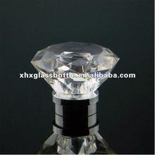 transparent plastic cover for perfume bottle