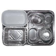 aluminum foil container manufacture