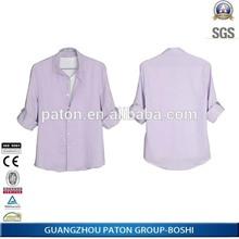 Men's New Design Dress Shirts SHM-65 new design casual shirt