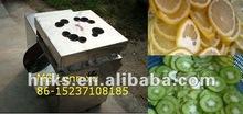 Limão máquina de corte Kiwi cortador de cenoura cortador