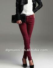 latest design denim pants 2012