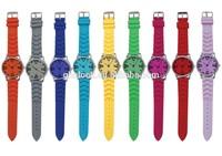 Hot Selling Vogue Wrist Watch, Good Quality Silicone Watch,japan movement quartz watch sr626sw