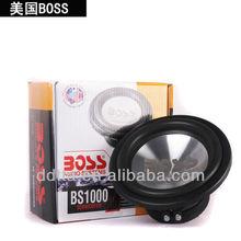 car audio subwoofer BS1000/car subwoofer speaker