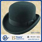 2014 Men's Vintage 100% Wool Felt Traditional Bowler Hat