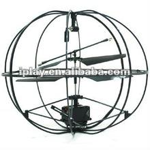 RC flying ball, robotic UFO + camera