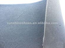 non woven fabric plus EVA FOAM for shoe lining