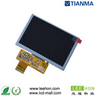 Tianma 5 inch tft lcd display TM050RDH03