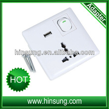 USB2.0 wall power socket