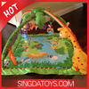 Wholesale Tropical Rainforest World Big Musical Crawling Mat Baby Toys