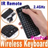 iPazzPort IR PC Remote with fly mouse wireless keyboard
