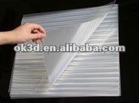 Newly brand hot sale 100LPI, 0.35MM PET lenticular sheet