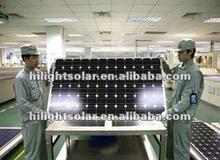 China solar manufacturer 300 watt solar panel