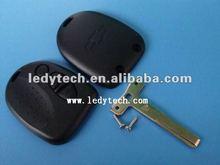 Hot sale Chevrolet Holden remote key shell no circle Chevrolet key blank