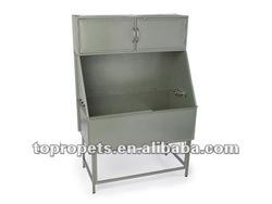 stainless steel pet tub