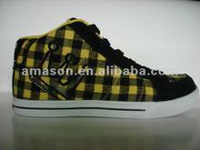 women's ankled skateboard shoes