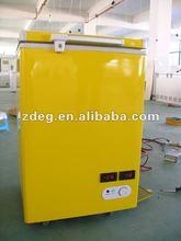 100L DC solar freezer