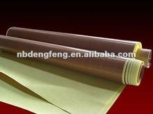PTFE tape / PTFE coated glass fabric tape / fiberglass PTFE self adhesive