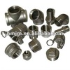 stainless steel pipe fittings threaded (CE Approved)