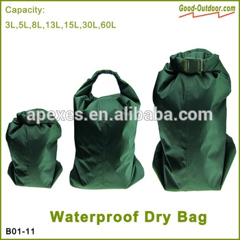Nylon and polyester high quality Waterproof Dry Bag