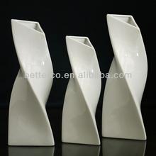 ceramic vase modern design, ceramic flower vase Western style, Porcelain Vase Home Decoration