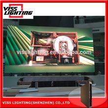 high end quality lightness and slim led display P4