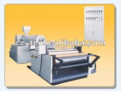 cast polyethylene film line