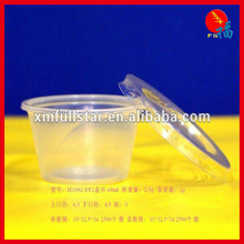 disposible plastic food container