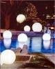 PE material Diameter 20-60cm IP65 plastic led light ball