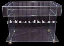 MA-41 Clear Acrylic Podium;Pmma Lectern/Speaker Stand; Acrylic Lectern/Podium/Rostrum