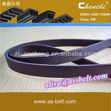OEM fan belt 7PK1340 auto ribbed v belt alternator belt genuine spare parts