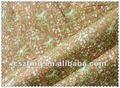 100% de batista de algodón impreso vintage pequeñas flores de tela