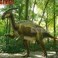 fibra de vidro tamanho real do dinossauro