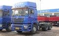 man cabine shacman camion tracteur 6x4 pour la vente