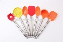 Manufacturer high quality LFGB&FDA Non-stick nylon Kitchen ware kitchen Utensils And Cook Ware