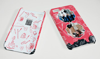 3D sublimation phone case for Blackberry Z10 case/ 3D customize phone cases/3D sublimati BLANK phone cover