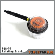 Pressure Washers Special Rotating Brush Flush Water Through the Car Wash Brush Car Cleaning Rotary Brush