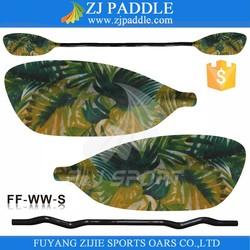 Chinese Canoe Paddle /Whitewater Canoe Paddle/Paddle kayak racing