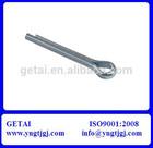 Galvanized Small Diameter Steel Split Pin