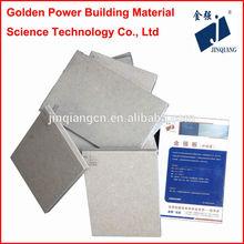 Calcium silicate board for interior wall partition board
