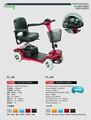 falten kleinen Handicap elektroroller mobilität auto für alte und behinderte menschen stolz mobilitätsroller