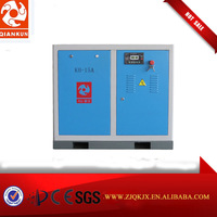 factory direct sale stationary screw type air compressor 5hp-200hp