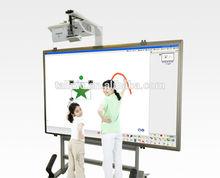 "Synchronized smart interactive whiteboard, multi-pen, provide module/ODM,support 60""-150"", WiFi option"
