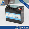 Lead acid replacement LiFePO4 12V 20Ah Lithium Battery