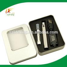 Top quality vaporizer pen for flowers e hookah vaporizer pen blue