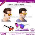 2014 moda classica superare sport occhiali da sole 555 pelle di rana