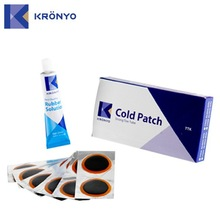 KRONYO tire bicycle car tire patch silicone rubber adhesive glue