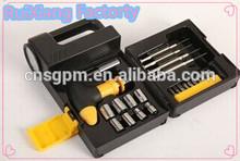 2015 hot sell household flashlight tool kit
