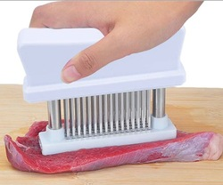 J233 wholesale high quality super 48-blade stainless steel machine meat tenderizer / meat tenderizer machine