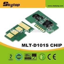 Hot! reset cartridge chip for samsung d101 ml 2160 toner chips