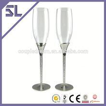 decoration led flashing champagne glass machines manufacturing glasses